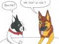 Claude the Boston Goes Speed Dating by Sophy Nixon 2016 skbkproj pg 1