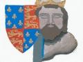 King Edward III Carving by Sophy Nixon 2016 Secret Durham