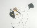 Princess cat diva